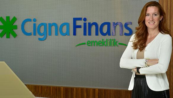 Cigna Finans'ın yeni CEO'su Pınar Kuriş oldu