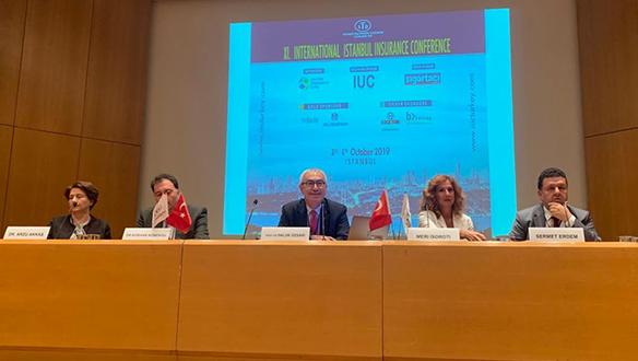 XI.Uluslararası İstanbul Sigortacılık Konferansı'nın ikinci günü tamamlandı