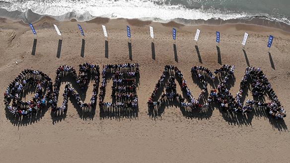 Axa Sigorta çalışan toplantısı Antalya'da gerçekleşti