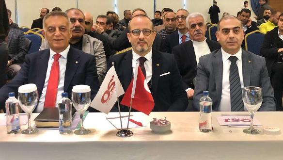 """SAİK Yönetimi Elazığ'da """"Sigorta Sektörü Bölgesel İstişare Toplantısı""""na katıldı"""