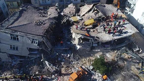 TOBB SAİK yönetiminden Elazığ depremi sonrası statik IP kararı