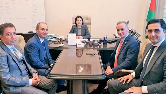 Türk Heyet Azerbaycan'da