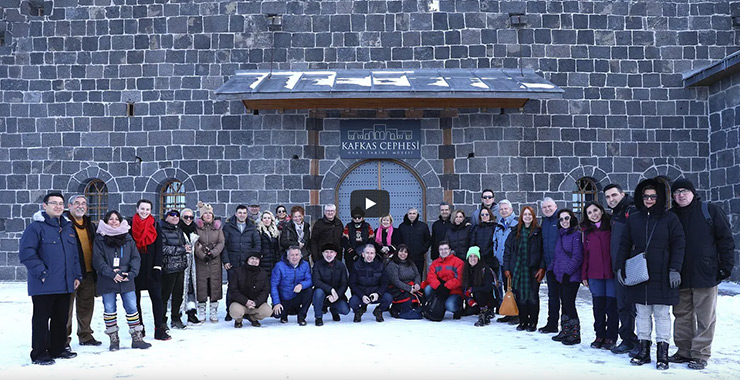 AssistLine 20. yıl Kars gezisi