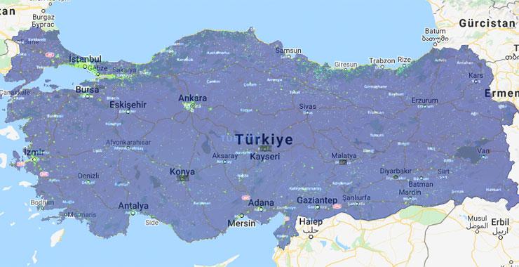 Türkiye'nin Koronavirüs haritası güncelleniyor
