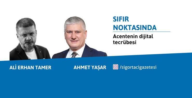 Acentelerin dijital tecrübesi Sigortacı Gazetesi canlı yayınında konuşuldu