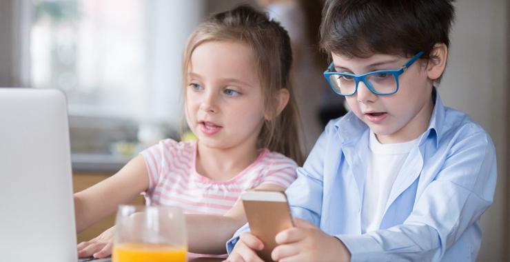 Çocuklar için sanal yaz kampları