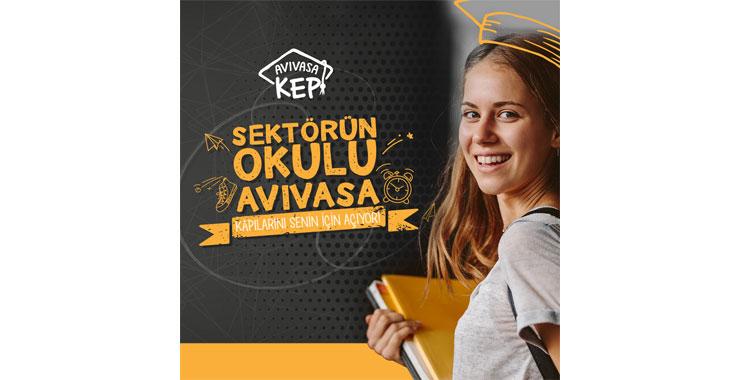 AvivaSA, kurumsal eğitim platformu AvivaSA KEP'i gençlere açtı