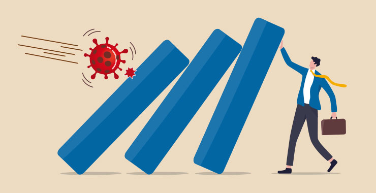 İş dünyası COVID-19 krizinin etkileriyle mücadelede hangi adımları atmalı?