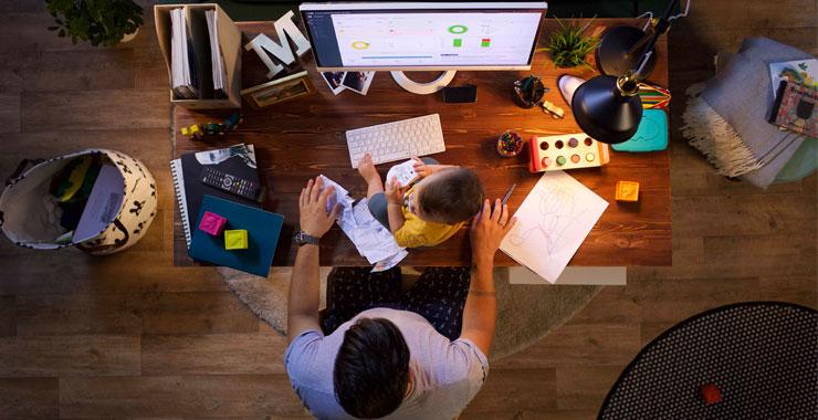Evden çalışmanın dramı: İş bitmiyor, bilgisayar hiç kapanmıyor