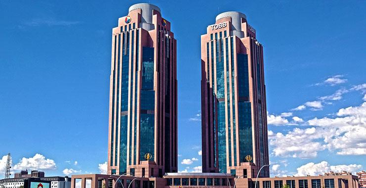 SAİK yönetimi 21. aylık olağan toplantısını Ankara'daki TOBB binasında gerçekleştirdi