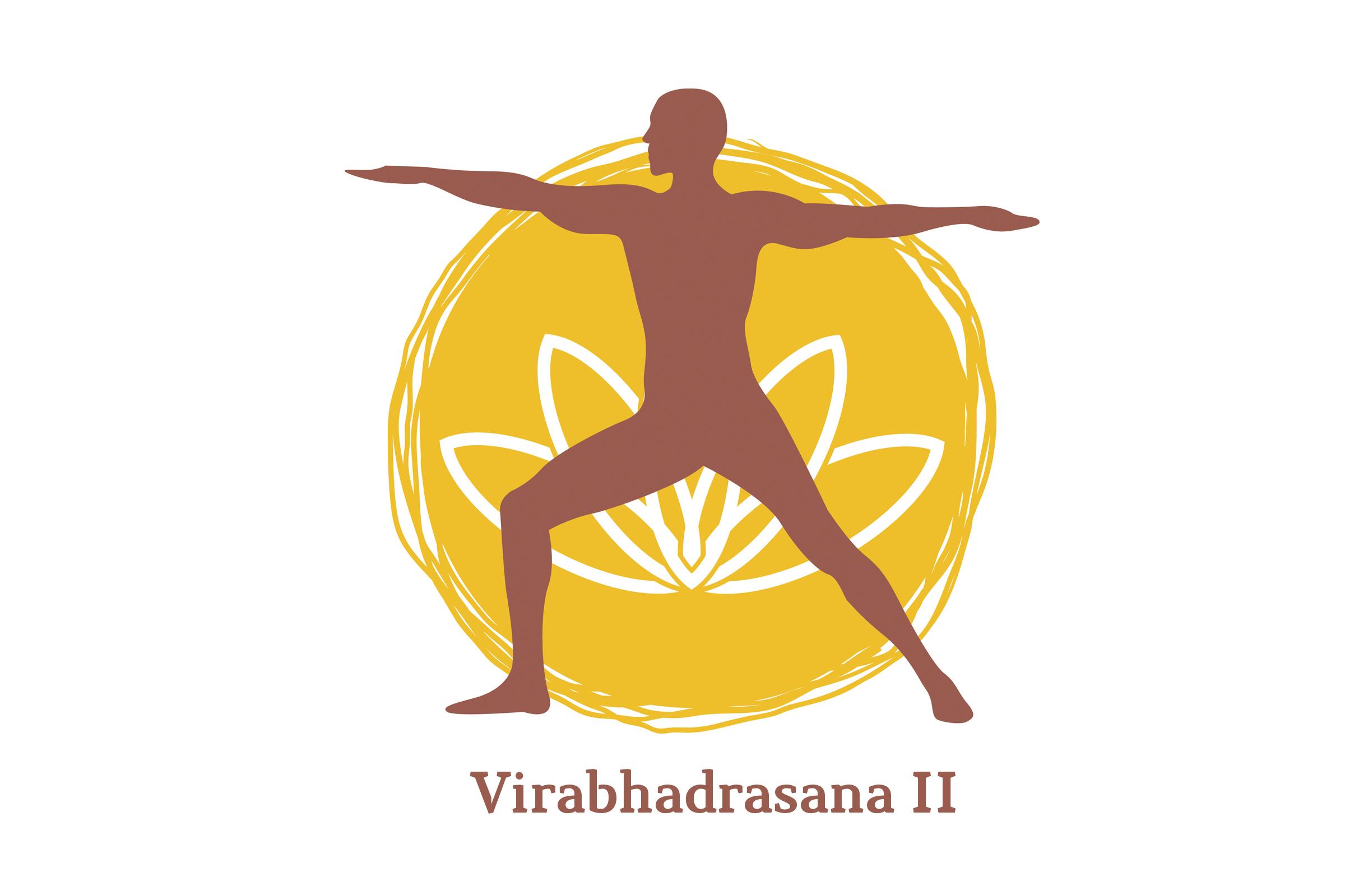 Virabhadrasana-2
