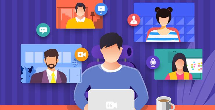 Axa Sigorta acente buluşmaları çevrimiçi olarak devam ediyor