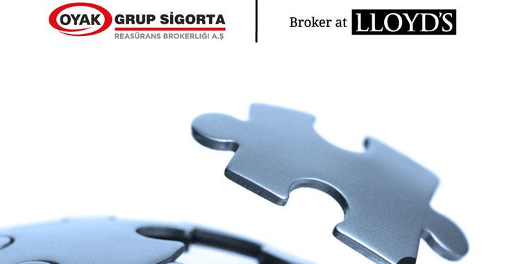 OYAK Grup Sigorta ve Reasürans Brokerliği, Lloyd's lisansını aldı