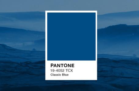 Bu yazın rengi: Classic blue / Klasik mavi