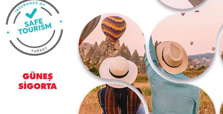 Güneş Sigorta'dan yabancı turistlere Koronavirüs güvencesi