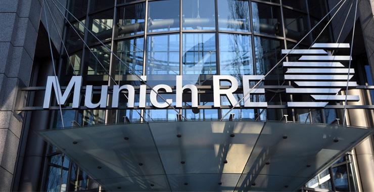 Munich Re'nin 2020'nin ilk yarısında COVID-19 kaynaklı zararı 1,5 milyar euro'ya ulaştı