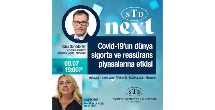 STD'nin online buluşmaları başlıyor, ilk oturumun konusu COVID-19'un piyasalara etkisi